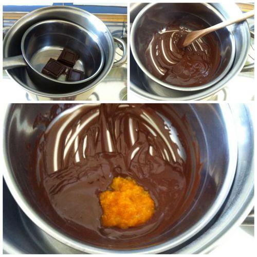 sciogliere cioccolato a bagnomaria