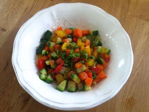 condire verdure