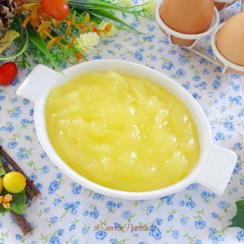 crema di limone