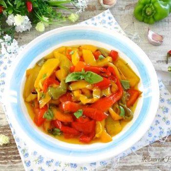 peperoni in padella