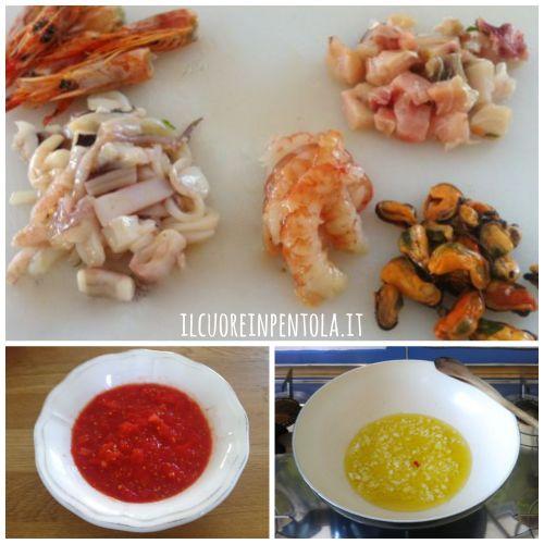 calamarata-frutti-di-mare-pulire-pesci