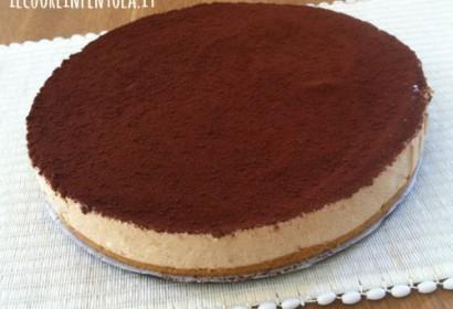 Cheesecake al caffé