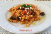 Pasta alla greca