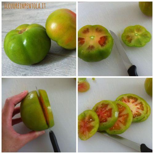 affettare-pomodori-verdi