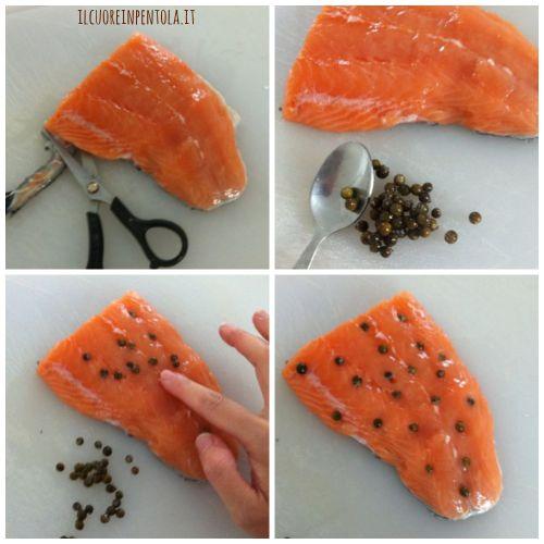 aggiungere-pepe-verde-al-salmone