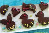 Biscotti cacao e cioccolato