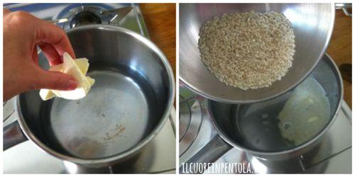 cucinare riso per timballo