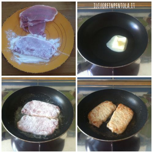 cucinare-scaloppine-maiale-limone