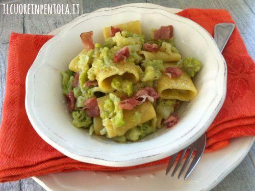 Pasta con il cavolfiore ricetta pasta con il cavolfiore for Primi piatti particolari