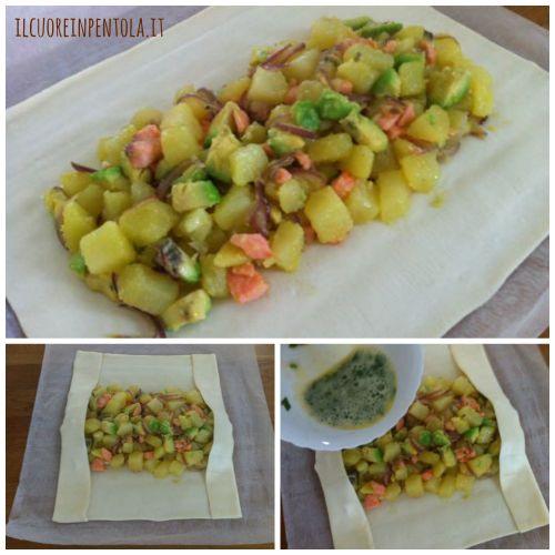 preparare-sfoglia-con-patate-e-salmone