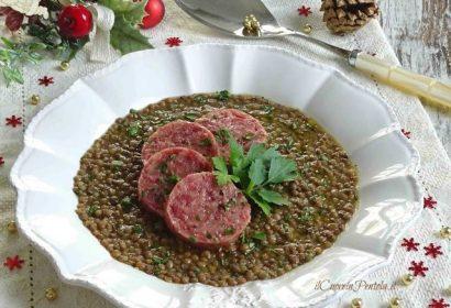 Cotechino e lenticchie