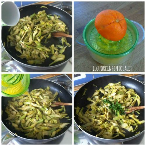 cucinare-carciofi-all-arancia