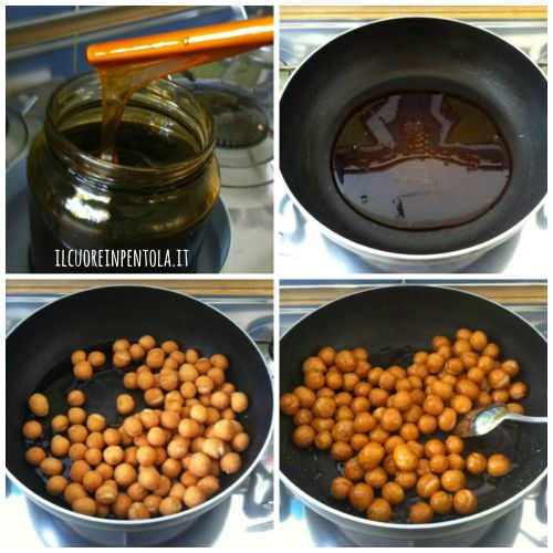 struffoli-aggiungere-miele
