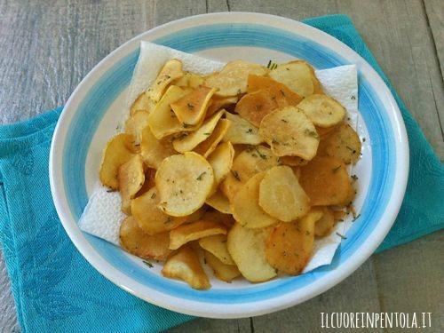 Chips di patate americane