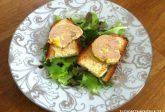 Crostini di foie gras