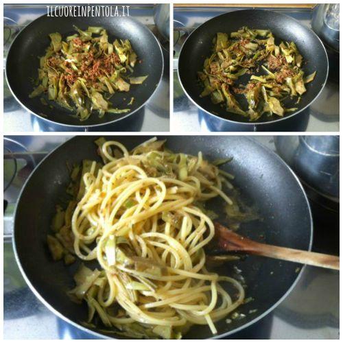 pasta-carciofi-e-bottarga-ricetta2
