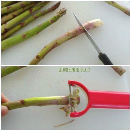 pelare asparagi