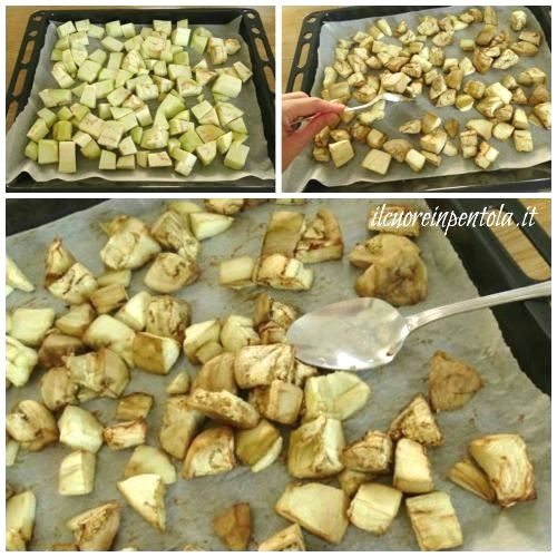 cuocere melanzane in forno