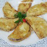 melanzane indorate e fritte ricetta
