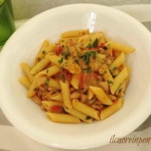 pasta_con_cannellini_e_pomodoro_ricetta