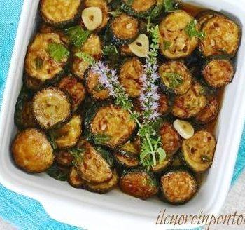 zucchine alla scapece ricetta