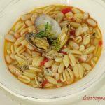 zuppa_di_vongole_e_fagioli_ricetta