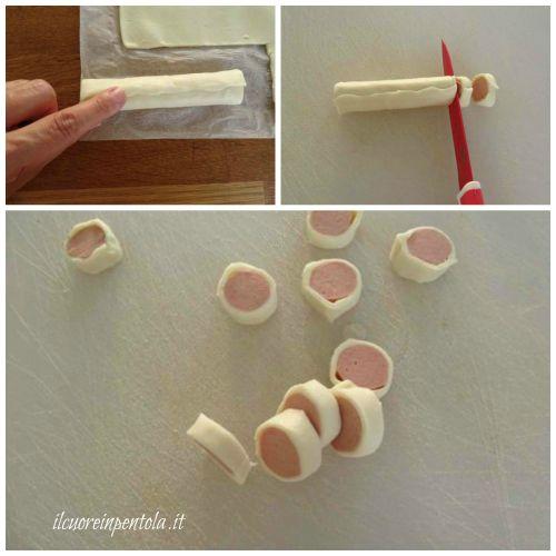 avvolgere-wurstel-nella-pasta-sfoglia