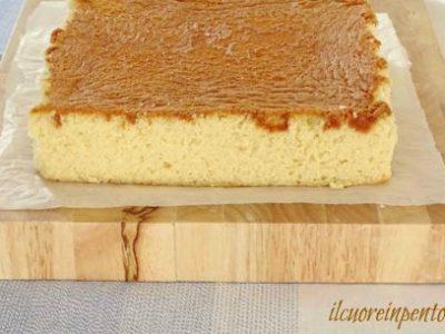Kasutera: il pan di spagna giapponese