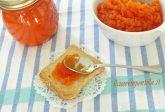 Marmellata di carote e zenzero