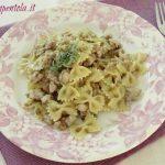 pasta con lenticchie e salsiccia