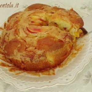 torta-alle_pesche_ricetta_senza_burro