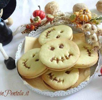 biscotti di halloween ricetta senza formine