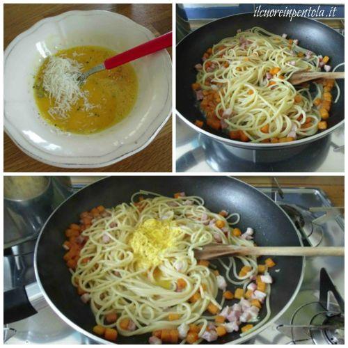 preparare crema d'uovo