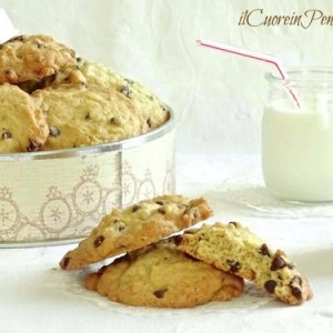 chocolate chip cookies ricetta originale