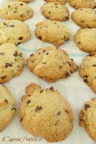 cookies chip chocolate