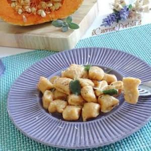 gnocchi di zucca ricetta