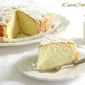 torta al latte caldo hot milk sponge cake