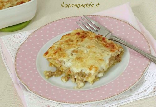 lasagne alla bolognese ricetta