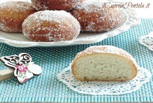 krapfen siciliani ricetta