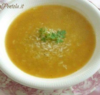 minestra di riso