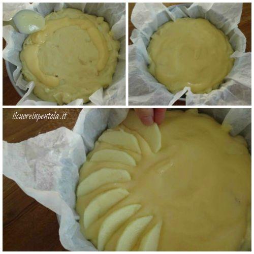 aggiungere crema pasticcera