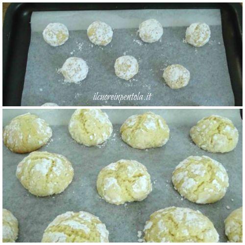 cottura biscotti al mandarino
