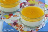 Panna cotta al mandarino