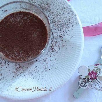 panna cotta al cioccolato