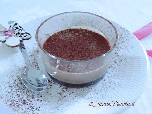panna cotta al cioccolato ricetta