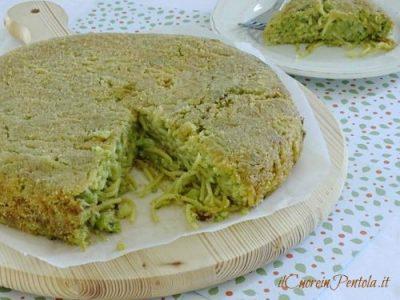 Pasta con il cavolfiore al forno alla siciliana