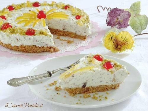 cassata cheesecake