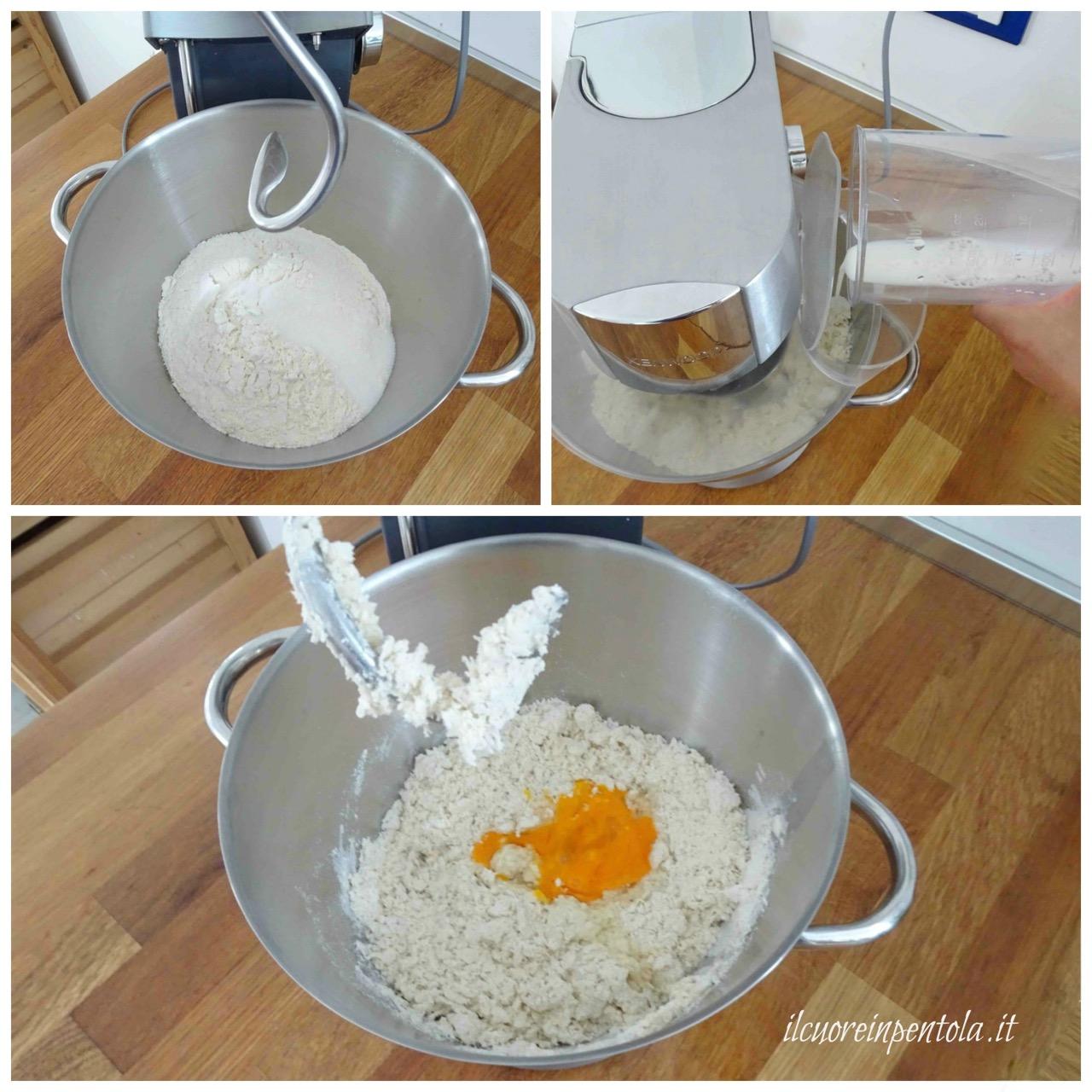 Danubio salato – Ricetta tradizionale Il Cuore in Pentola