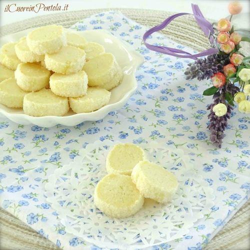biscotti diamantini ricetta