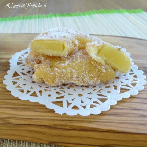 frittelle d' ananas